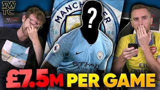 The WORST Record Breaking Transfer Is… | #SWTheChampions2