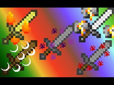 200 Subscriber Special: More Swords in one command!