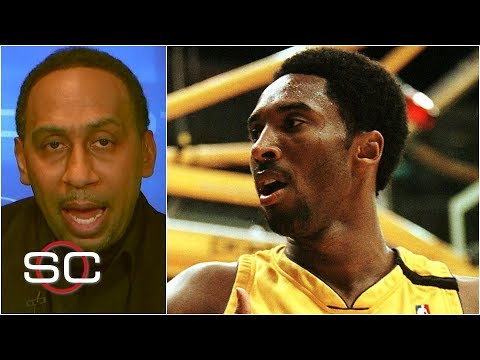 Stephen A. Smith devastated by the death of Kobe Bryant | Sp