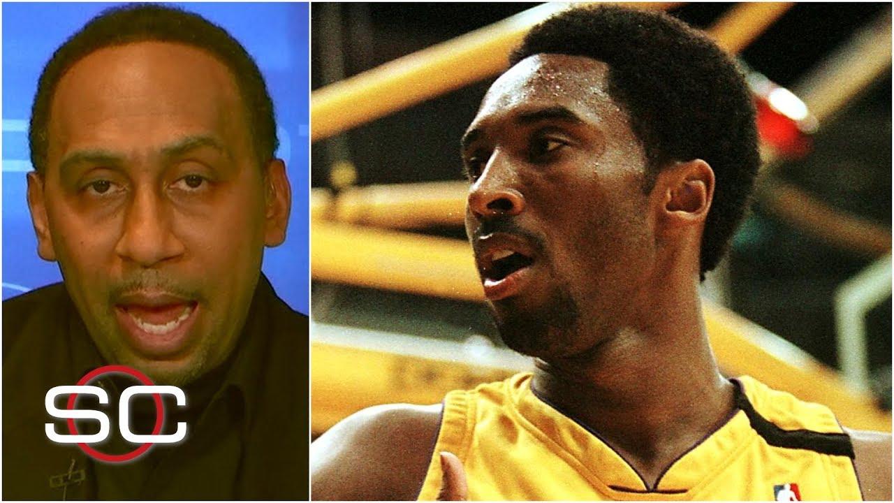 Stephen A. Smith devastated by the death of Kobe Bryant | SportsCenter
