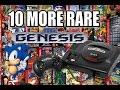 10 More Rare Sega Genesis Games | Rarest Sega Games