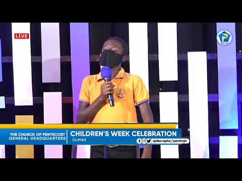 2020 National Children's Week Celebration | The Climax