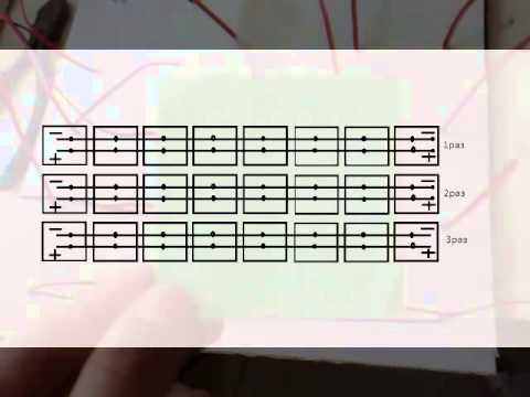черный френч на коротких квадратных ногтях фото