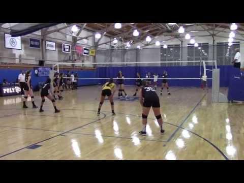 Varsity Volleyball: Chapin at Poly Prep on 09-16-2015