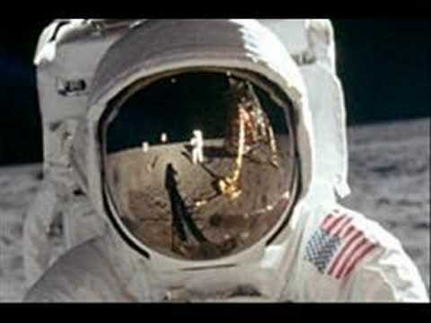 Appolo 11 moon landing a hoax? new footage - YouTube