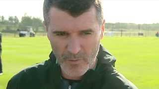 Republic of Ireland v Serbia - Pre Match Interview - Roy Keane (3/3/14)