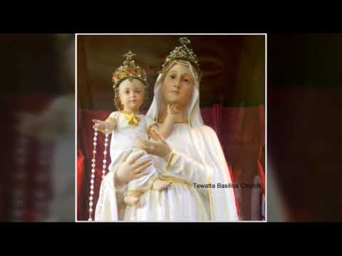 සිය රටේ Siya Rate - Nelu Adhikari ( Our Lady of Lanka hymn )
