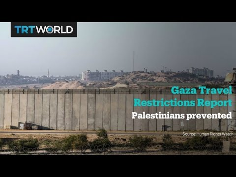 Gaza Report: Human Rights Watch has released new Gaza report