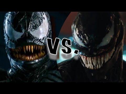 Venom 2007 vs. Venom 2018