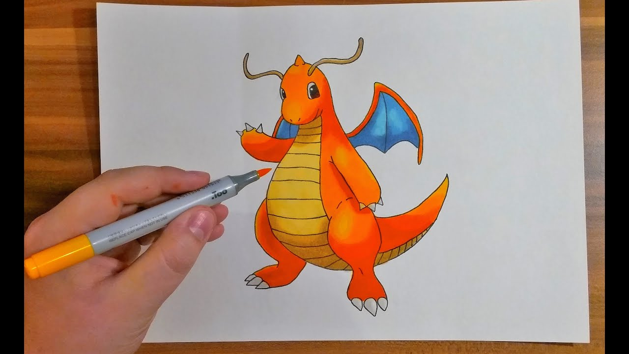 Pokemon Dragoran