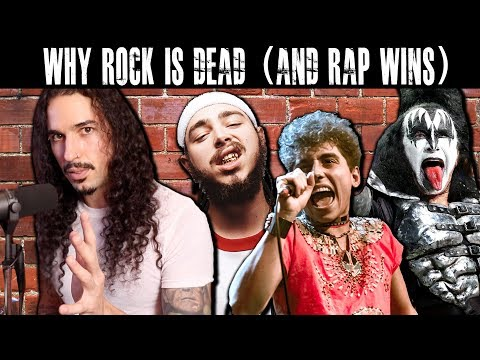 Why Rock Is Dead (And Rap Wins)