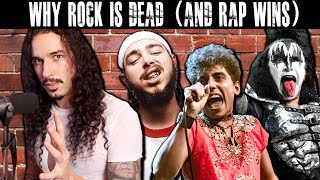 Baixar Why Rock Is Dead (And Rap Wins)