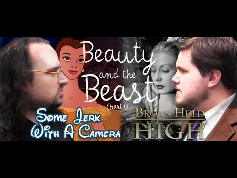 Beauty and the Beast Part 1 (With Some Jerk with a Camera!) - Brows Held High