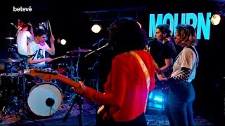 """MOURN Live Session at FEEEL (betevé) """"DOING IT RIGHT"""""""