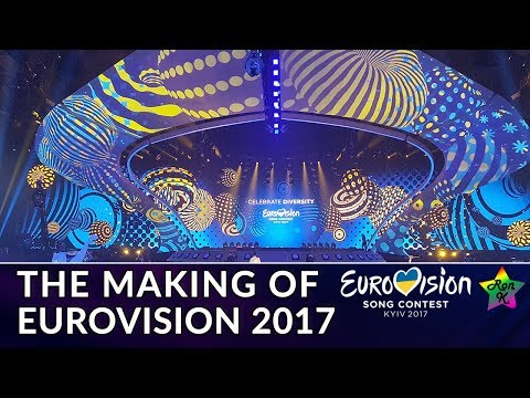 The making of Eurovision 2017 - Special behind-the-scenes documentary