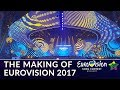 Capture de la vidéo The Making Of Eurovision 2017 - Special Behind-The-Scenes Documentary