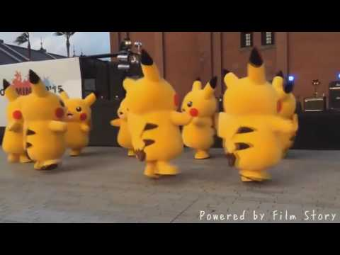 Pokemon Pikachu Dance For KID 1 Hour L Pokemon Go