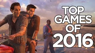 Top PS4, Xbox One, PC & Wii U Games For 2016