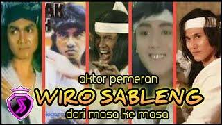 WIRO SABLENG, 5 aktor pemeran Wiro sableng dari masa ke masa MP3