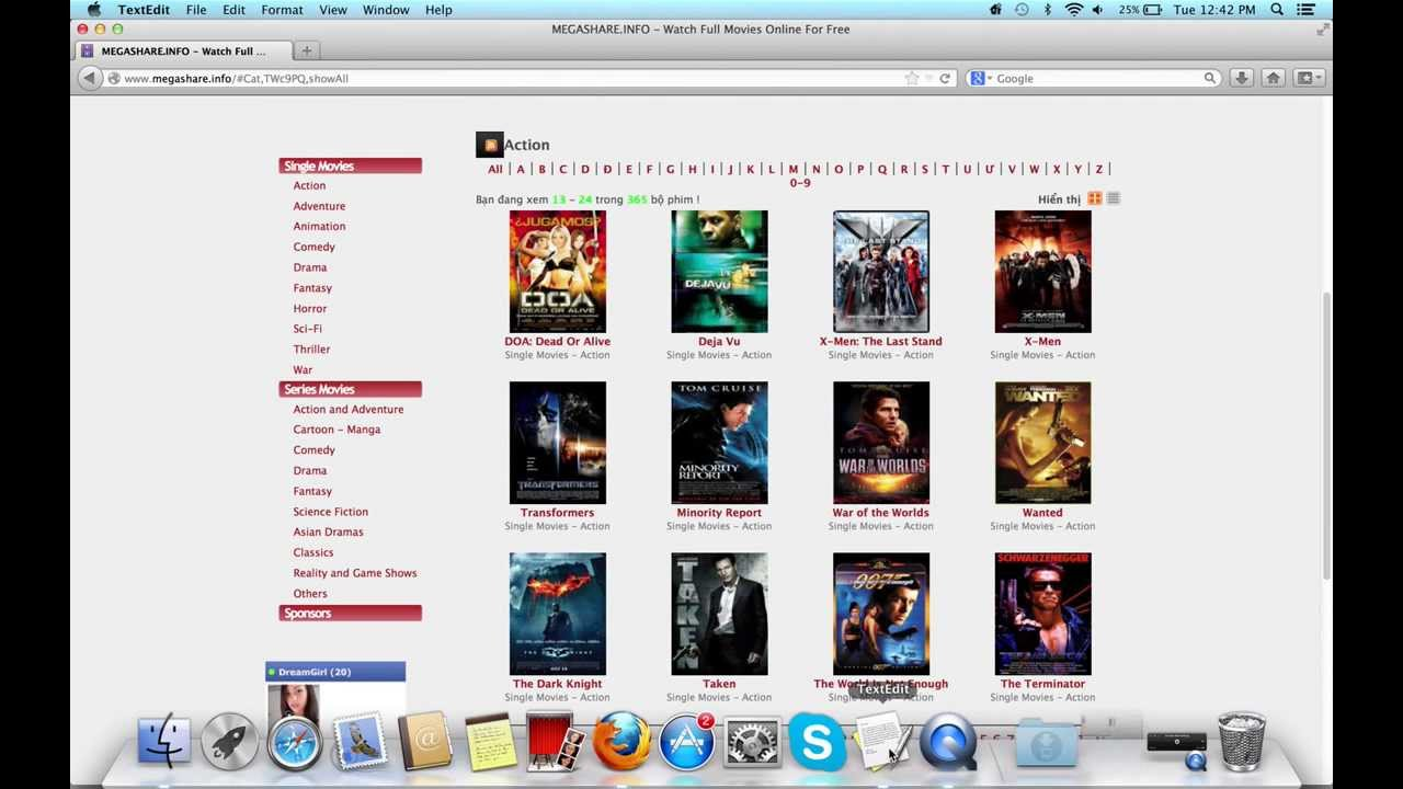 free and online movies at megashare.info - YouTube