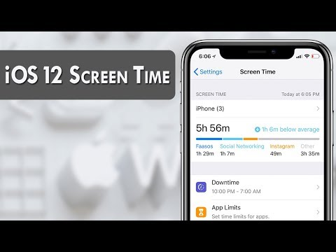 How to Use Screen Time in iOS 12 on iPhone and iPad