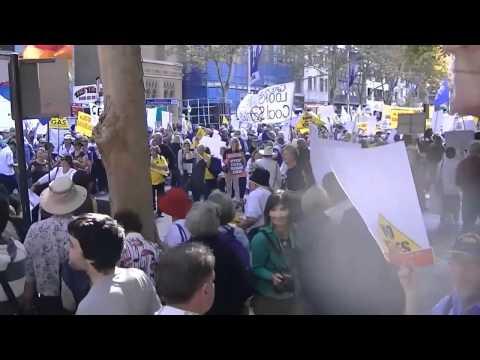 NO CSG COMMUNITY RALLY ~ Sydney ~ May 1st 2012