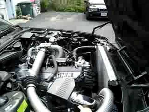 Bmw 735i Turbo First Start M30 W 745i Parts Youtube