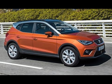 2018 seat arona exterior interior and driving youtube. Black Bedroom Furniture Sets. Home Design Ideas