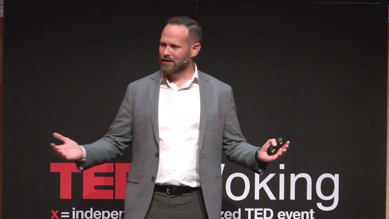 Robot Rules | Rob McCargow | TEDxWoking