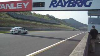 Spoon NSX-R GT @ Twin Ring Motegi thumbnail