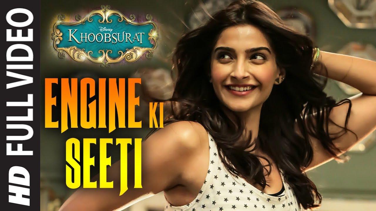 Download OFFICIAL: 'Engine Ki Seeti' FULL VIDEO Song   Khoobsurat   Sonam Kapoor, Fawad Khan