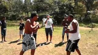 UFC Morro Da Fumaça sem Limite 1
