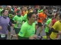 eDreams Mitja Marató BCN 2017 Time Lapse