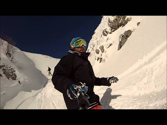 Mt. Olympos Snowboard (KEOAX)