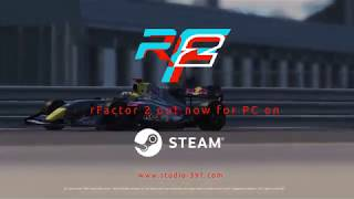 rFactor 2 - The best racing simulator on PC..