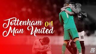 Tottenham vs Manchester United 0-1 (HD)