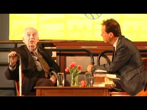 From The Anxiety to The Anatomy of Influence: A Conversation with Harold Bloom