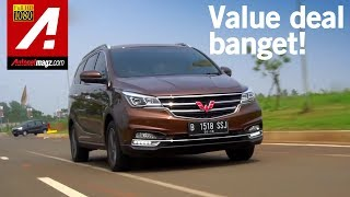 Wuling Cortez Review & Test Drive by AutonetMagz