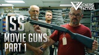 ISS Movie Guns: Part 1