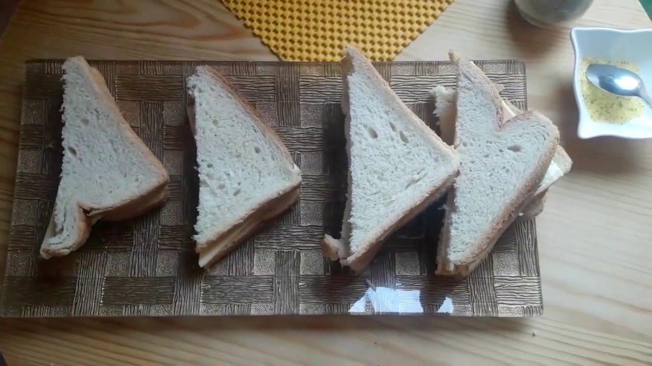 Download Nje ide per mengjese!!Tosta ne tave!Kahvaltilik tavada tost tarifi!!