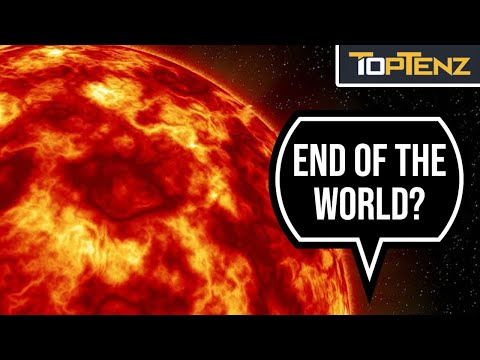 Scary Facts About Solar Storms