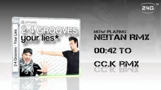 2-4 Grooves - Your Lies (all mixes)