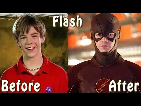 The Flash  Before And After