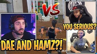 NICKMERCS Killed Daequan and Hamlinz in a Public Match! - Fortnite Best and Funny Moments