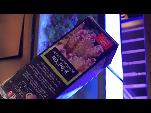 Red Sea Nopox - How To Lower Nitrates - Nitrates In Saltwater Aquarium Are Zero