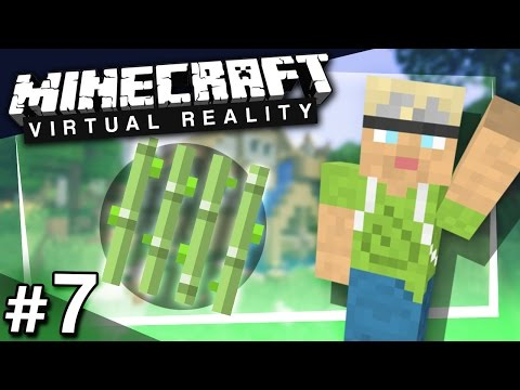 Minecraft VR: High Steaks - PART 7 (HTC Vive Virtual Reality)