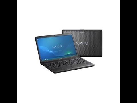 Модернизация и ремонт ноутбука Sony Vaio. №1 Апгрейд процессора