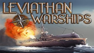 Leviathan Warships incl Commonwealth Unit Pack Gameplay [ PC HD ]