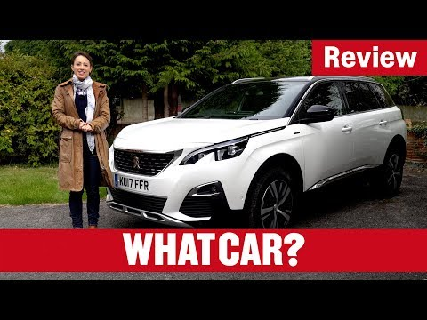 2019 Peugeot 5008 review – is it our new favourite large SUV? | What Car?