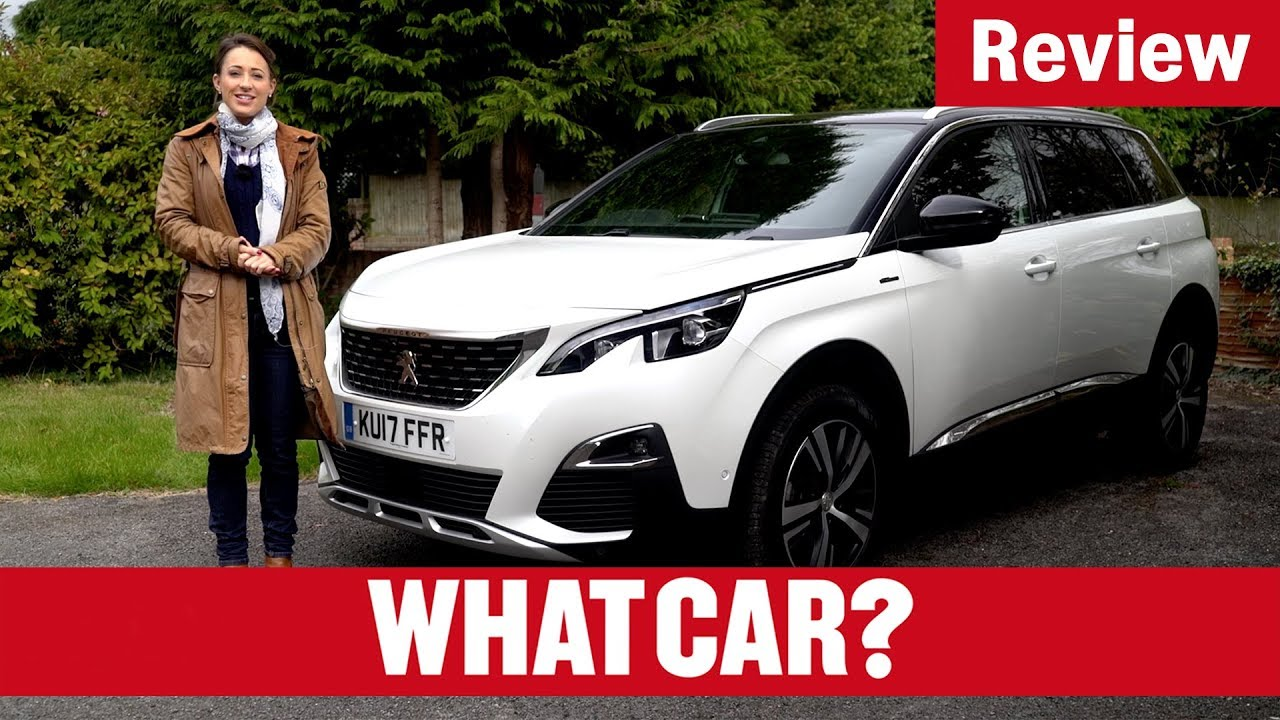2018 Peugeot 5008 review – is it our new favourite large SUV?   What Car? - Dauer: 7 Minuten, 35 Sekunden